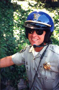 Officer Bruce T. Hinman
